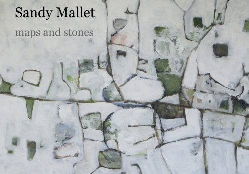 Sandy Mallet - MAPS AND STONES